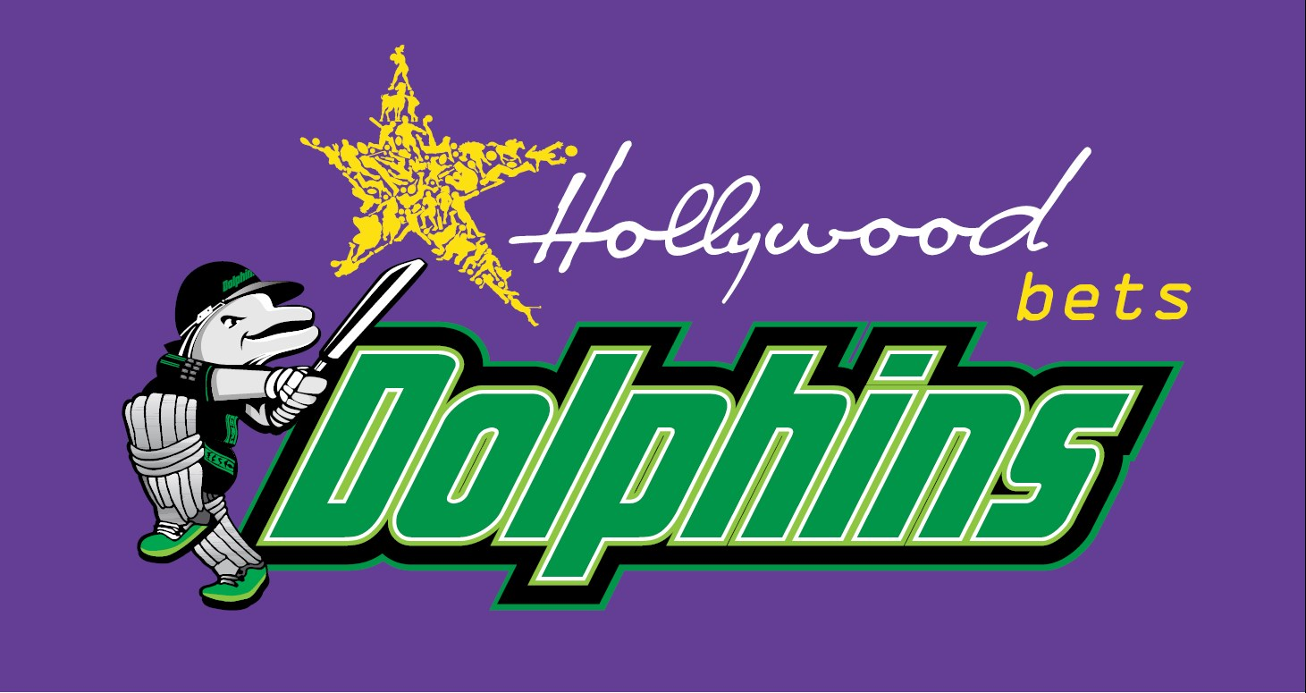 Hollywoodbets Dolphins - Purple Logo