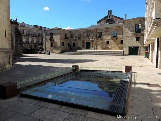 Piscina romana, Lugo