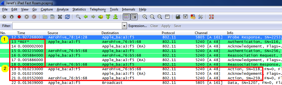 Revolution Wi-Fi: Apple iOS Fast Roaming with Aerohive Wi-Fi APs
