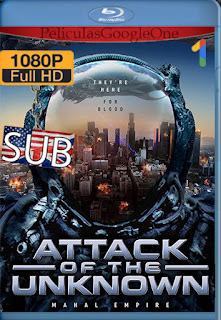 Attack of the Unknown [2020] [1080p BRrip] [Ingles-Subtitulado] [HazroaH]