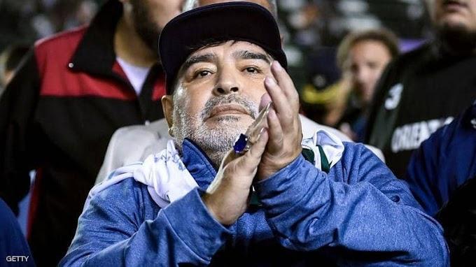 لماذا اختطف الفضائيون مارادونا ثلاثة أيام ؟؟!!