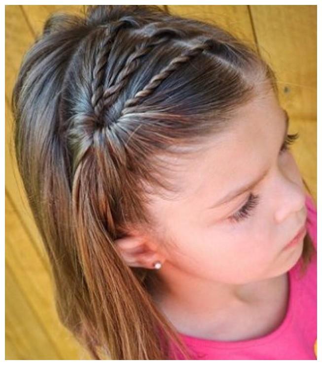 10 stail fesyen rambut bertocang untuk anak perempuan yang ibu-ibu boleh cuba!