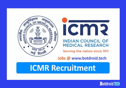ICMR Assistant Recruitment 2020 - Apply Online For 80 Group B Assistant Vacancies