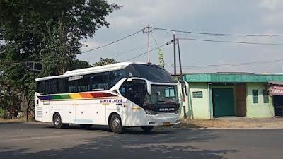 Foto Bus Sinar Jaya