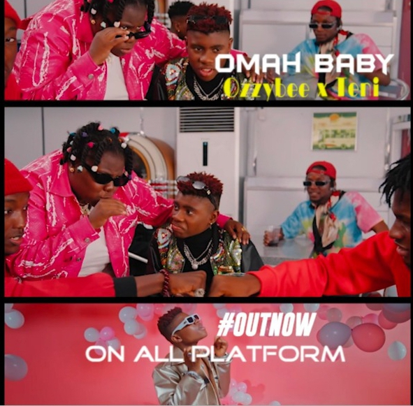 Video: Ozzybee Ft Teni – Omah Baby