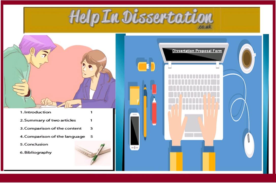 Online dissertation help guide