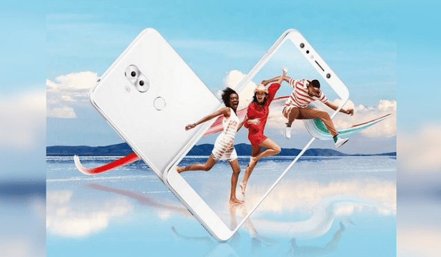 Asus Zenfone 5 Lite With Full HD+ Display & Quad Cameras