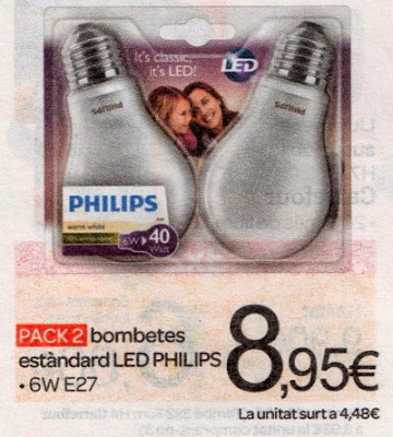 http://bombillasdebajoconsumo.blogspot.com.es/2014/12/pack-bombillas-led-philips-6w.html