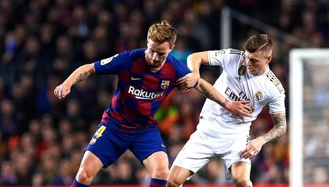 La Liga is the hardest in Europe. It's actually got five leads on it.