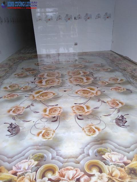 Ngẩn ngơ ngắm những mẫu sàn kính 3D đẹp tuyệt cho ngôi nhà của Bạn - Xu hướng thế giới mỗi ngày