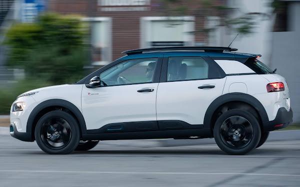 Citroën C4 Cactus tem desconto de até R$ 6 mil de 19 a 26 de junho