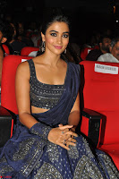 Pooja Hegde choli saree at DJ Duvvada Jaggannadham music launch ~  Exclusive 56.jpg