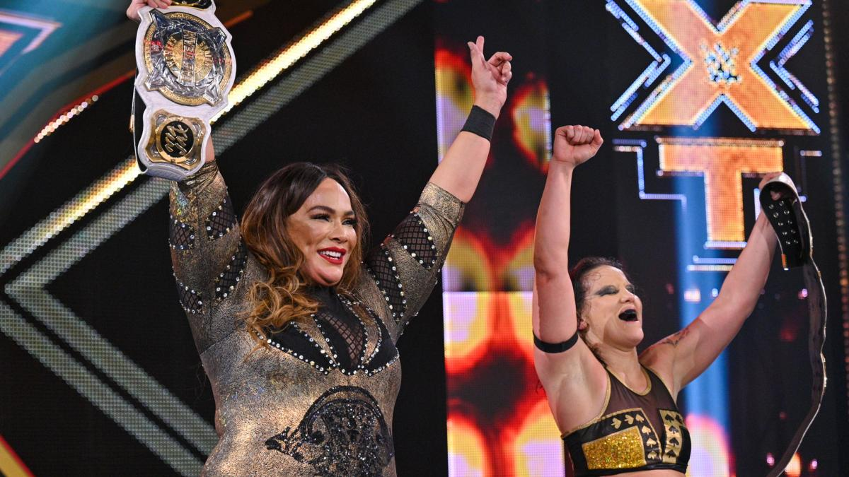 "Possível grande ""spoiler"" sobre novos títulos no WWE NXT"
