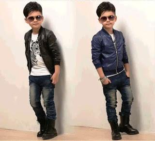 Model Celana Jeans Anak Laki-Laki Ala Korea Style
