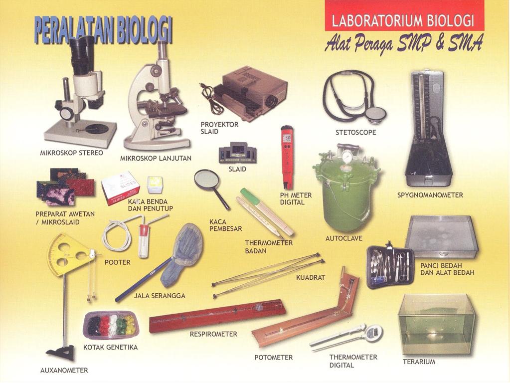 Spesifikasi Alat Peraga Pendidikan Alat Laboratorium Ipa Smp Alat