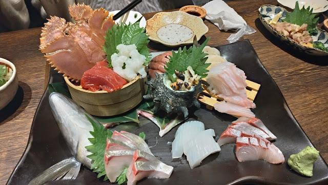 刺身!長崎市居酒屋の魚店亜紗 (うおだなあさ)がスーパーおすすめ!