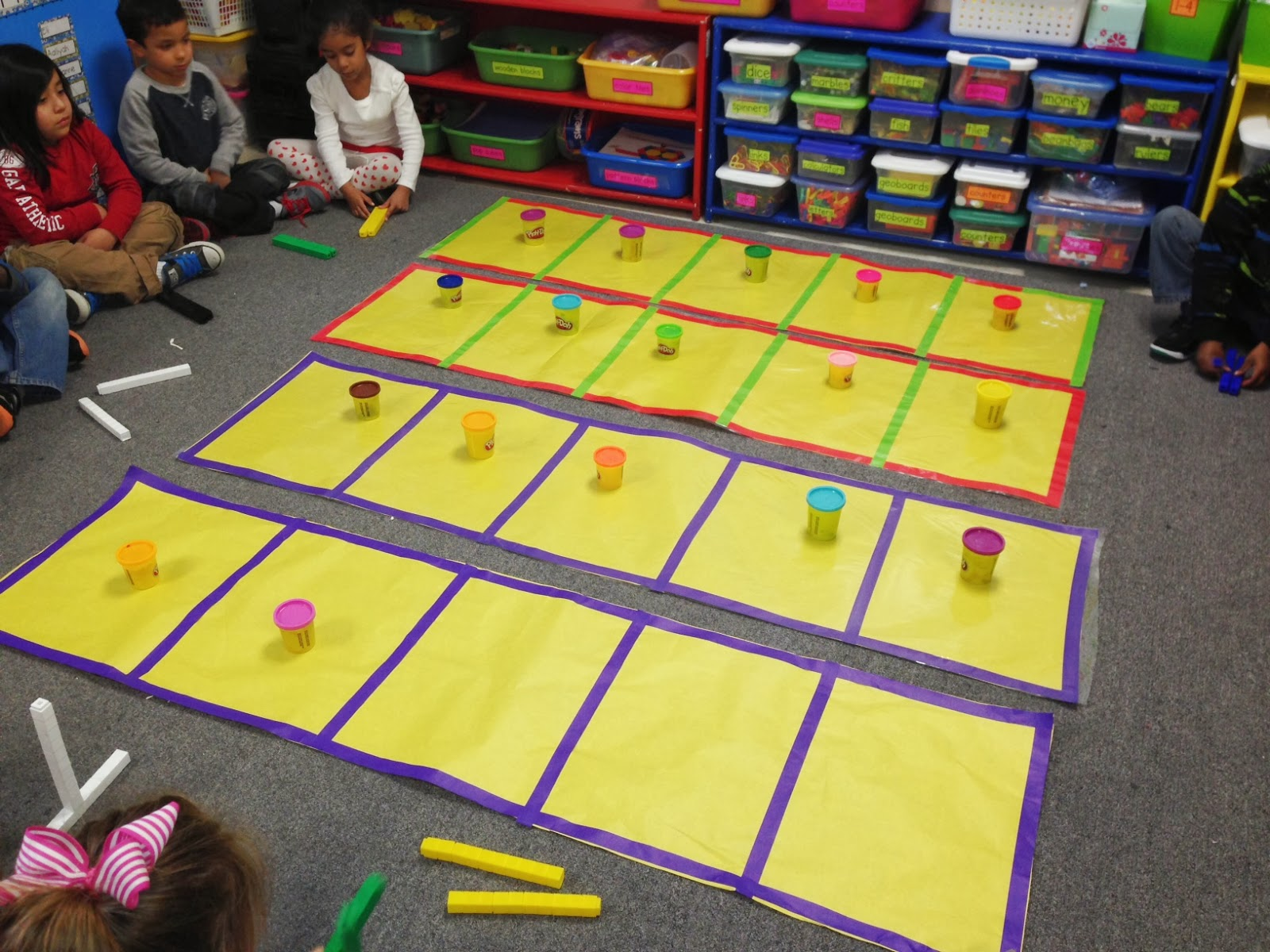 Chalk Talk A Kindergarten Blog Working On The Numbers 16 20