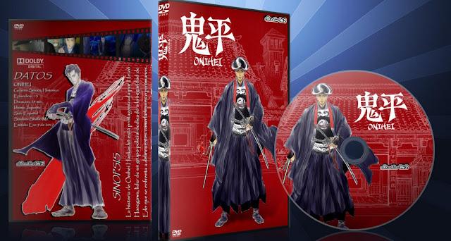 ONIHEI | Cover DVD |