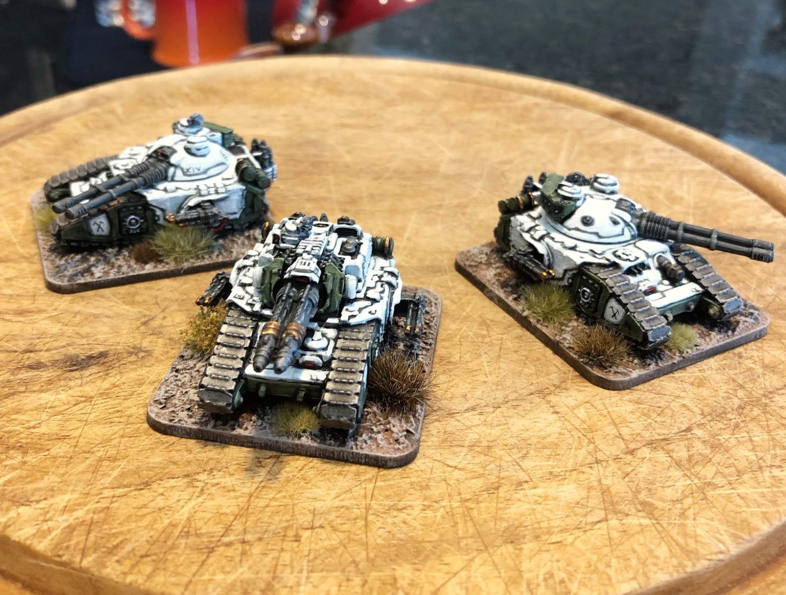 The Analogue Hobbies Painting Challenge: From GregB: Epic