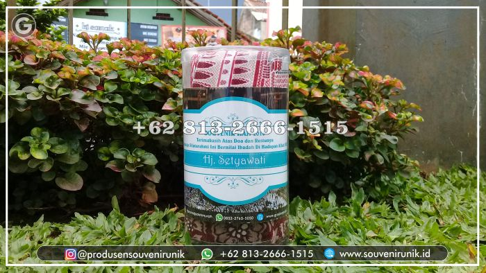 LENGKAP | +62 813-2666-1515 | Paket Souvenir Umroh