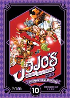 JOJO'S BIZARRE ADVENTURE Diamond Is Unbreakable #10