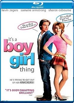 It's a Boy Girl Thing (2006) Dual Audio [Hindi – Eng] 720p | 480p BluRay ESub x264 800Mb | 300Mb