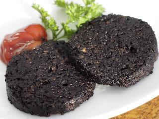 A black pudding, avagy skót véreshurka