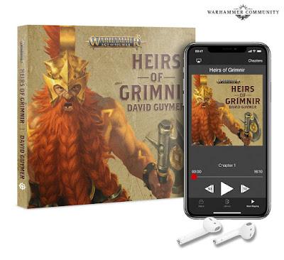 heirs of grimnir audio drama