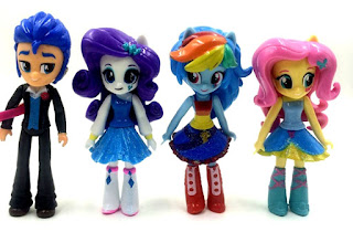 Fake Equestria Girls Minis Figures