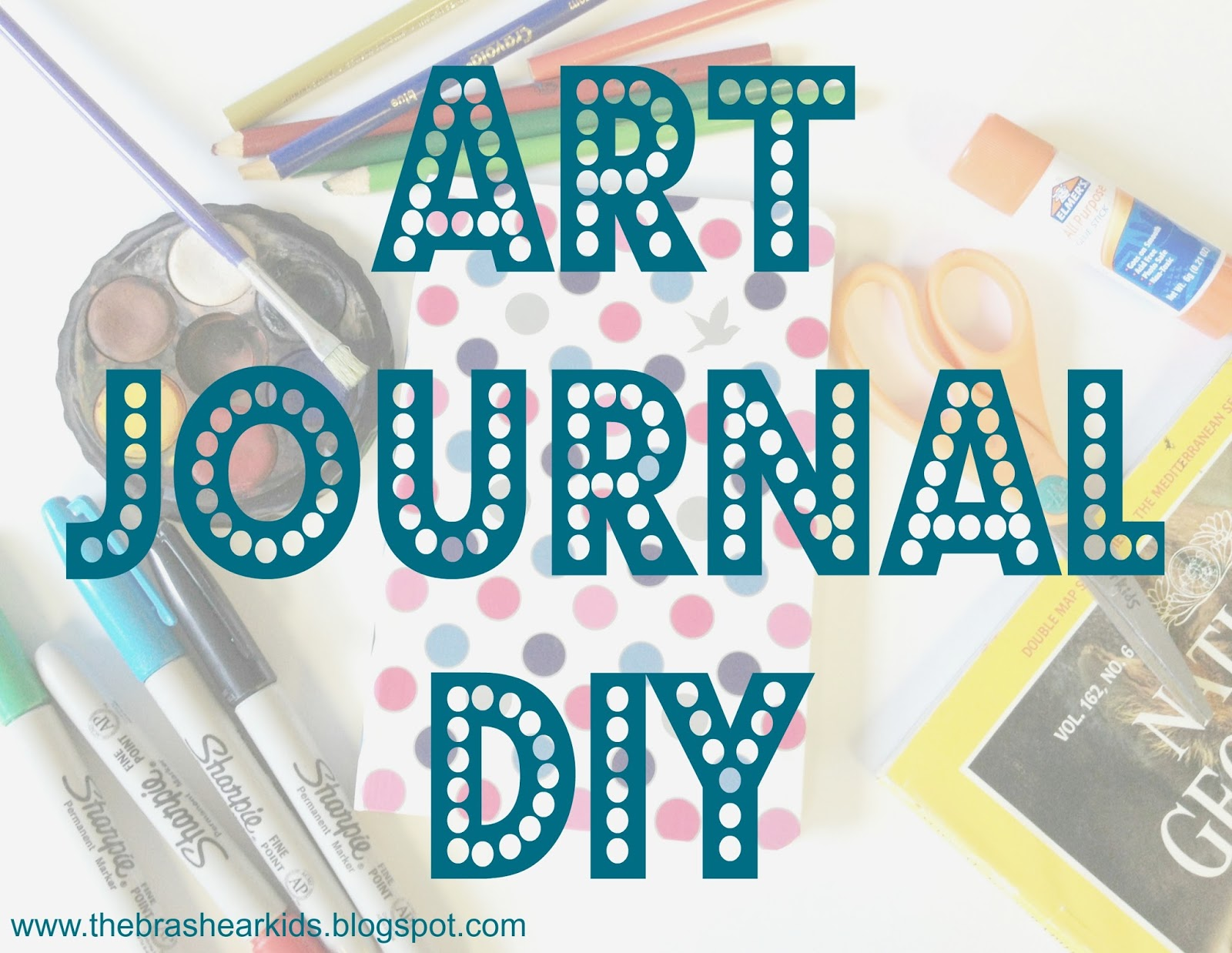 Art Journal Ideas For Elementary Students