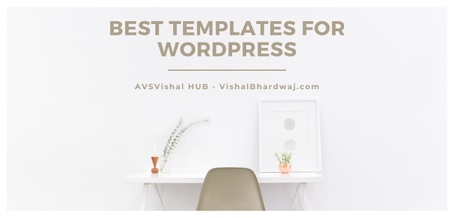 Best Template For Wordpress