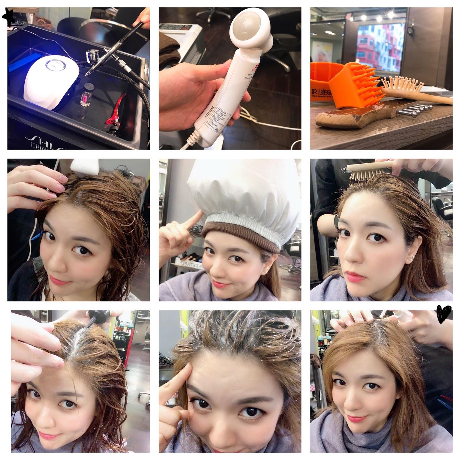 關注頭皮護理健康防脫髮 : 臺灣第一護髮品牌E-Saki 頭皮護理專家   Girlab