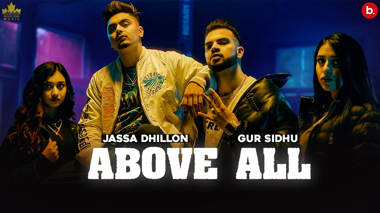 Above All Lyrics Jassa Dhillon x Gur Sidhu Punjabi song