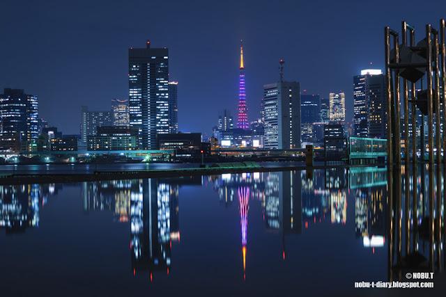 東京タワー「マジック・ハロウィン・ダイヤモンドヴェール」