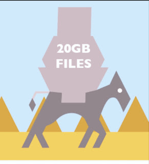 file transfer | How to share heavy files easily