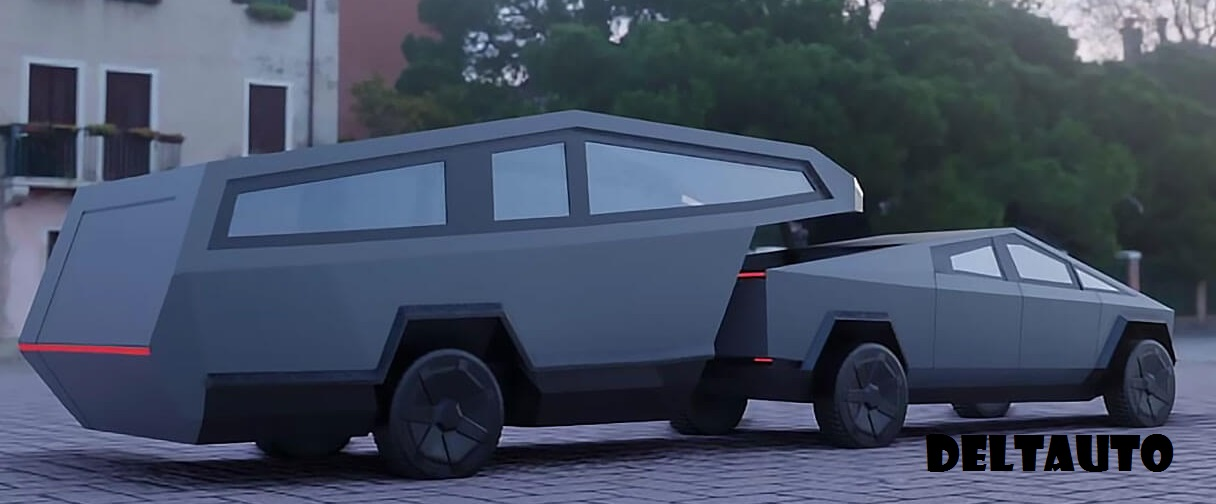Tesla Cybertruck Fifth Car of the future