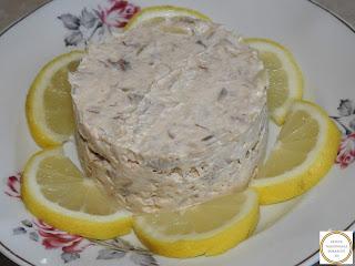Salata de icre cu peste afumat aperitiv reteta,