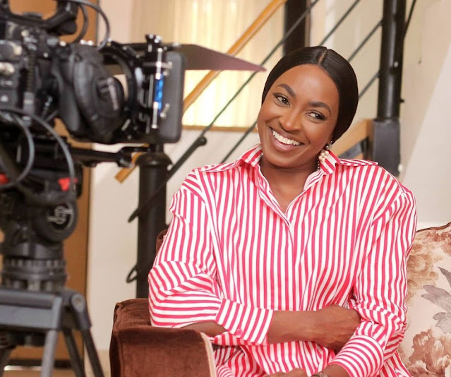Actress Kate Henshaw Laments Heavily As She Is Cut Off Electricity For 12 Hours