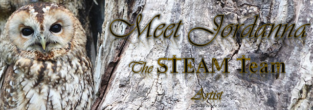Introductory story of the artistic member of the STEAM Team.