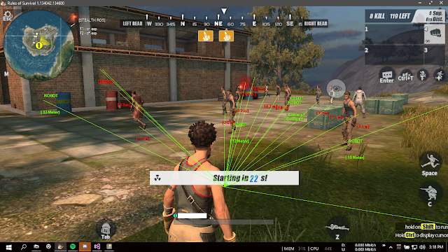 rules of survival ios