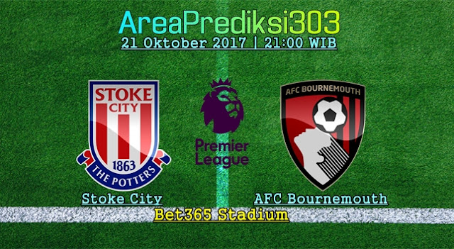 Prediksi Jitu Stoke City vs Bournemouth 21 Oktober 2017