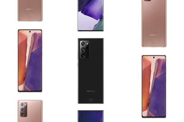 فيديو يكشف عن أهم مميزات Galaxy Note 20 على بعد ساعات من الإعلان الرسمي