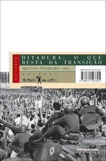 livro ditadura promoção
