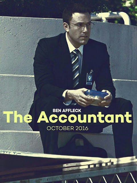 Movie Review – The Accountant