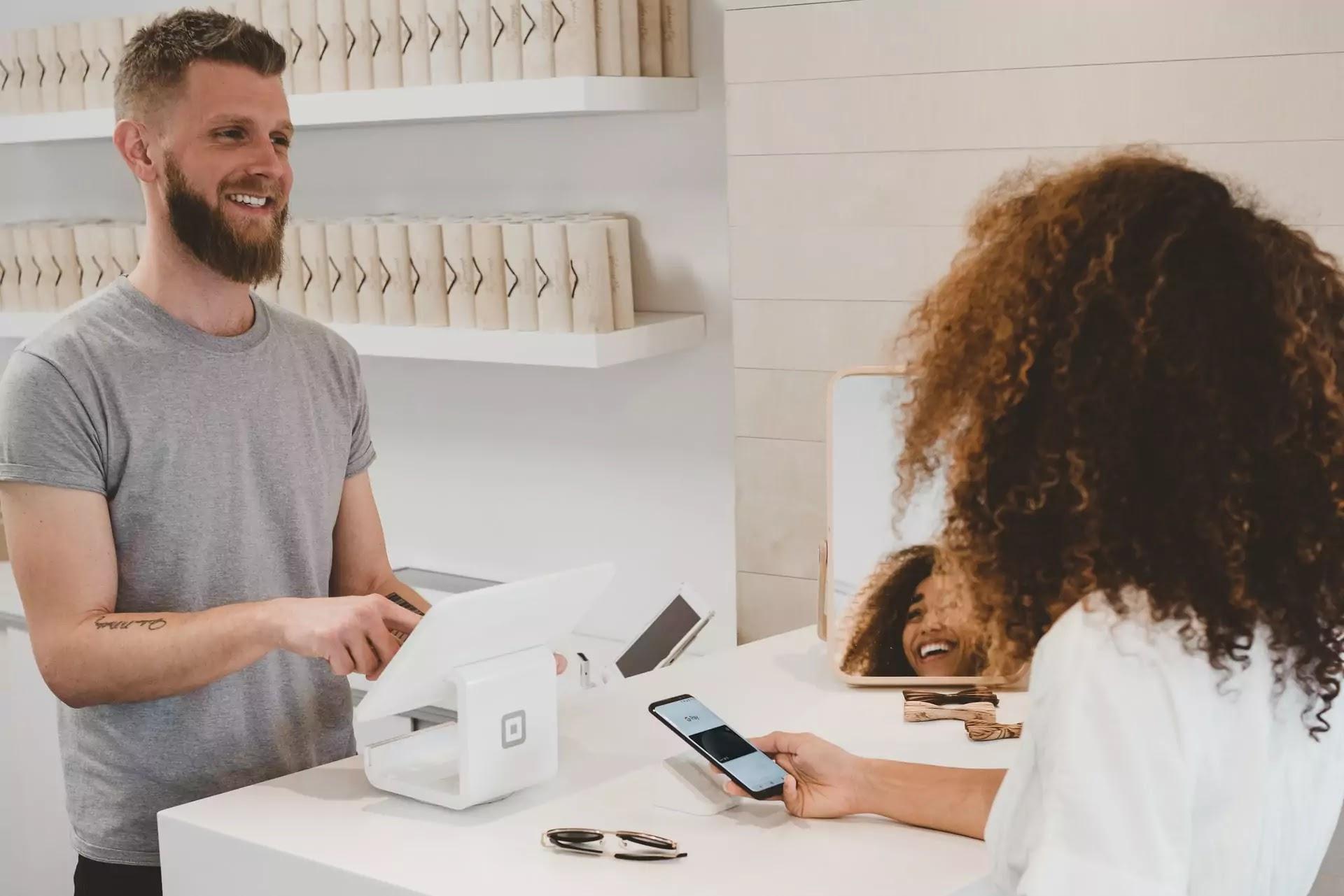 images of customer interaction recalls customer