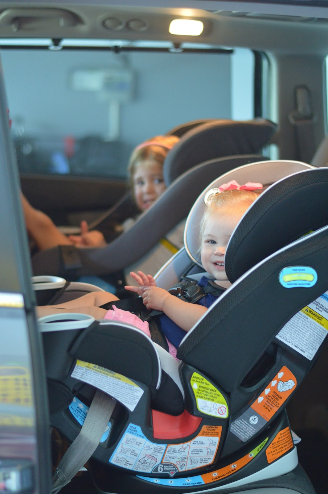 The Journey of Parenthood...: Car Seat Safety: Beyond Age 2
