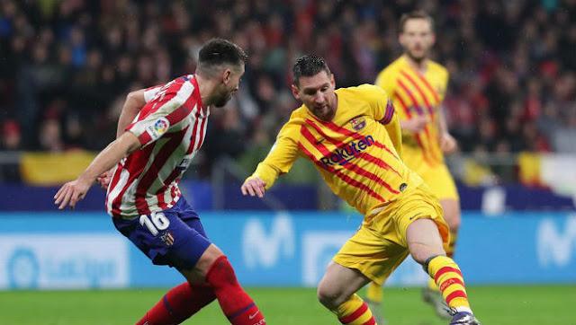 Video Atletico Madrid 0-1 Barcelona: Kịch tính cao trào, ngôi sao bùng nổ chốt hạ