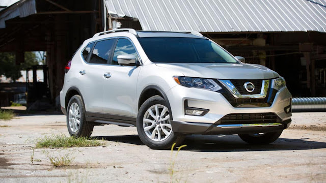 Nissan,Cars,Review Nissan ,X-Trail2019