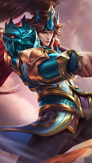 Zilong Son of the Dragon Heroes Fighter Assassin of Skins Rework