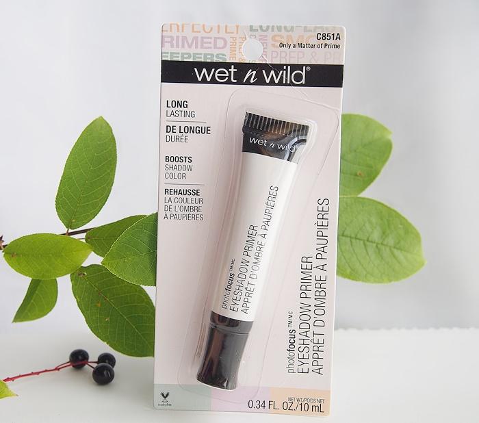 Wet n Wild PhotoFocus Eyeyshadow Primer luomivärinpohjustusvoide